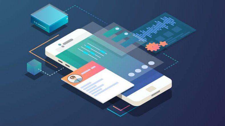 App Builders using Drag and Drop
