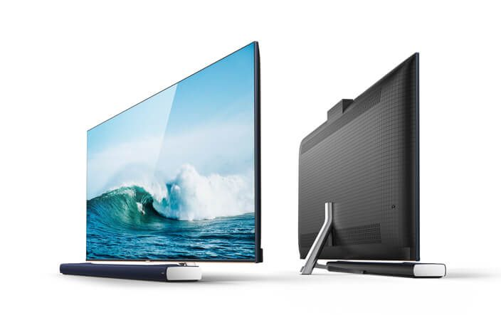 World's First Transforming LED TV