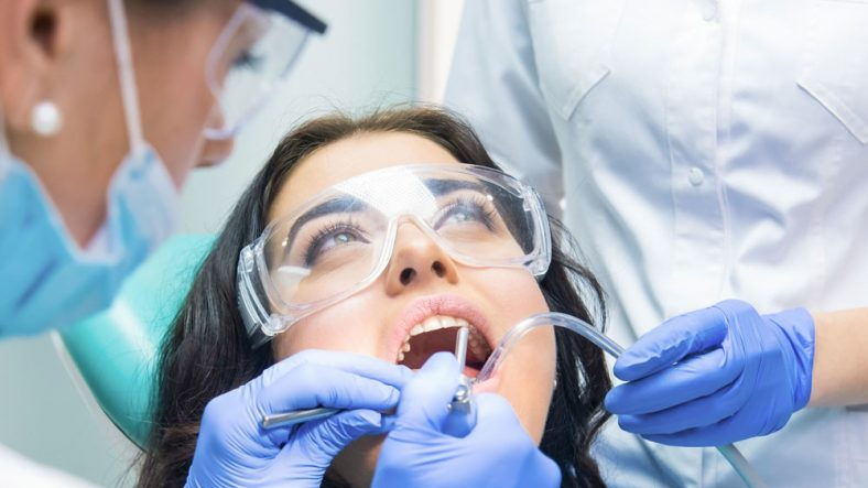 THE SIX MOST FREQUENT DENTAL PROCEDURES