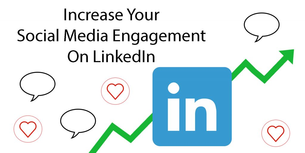 Increase your commitment to Linkedin social media