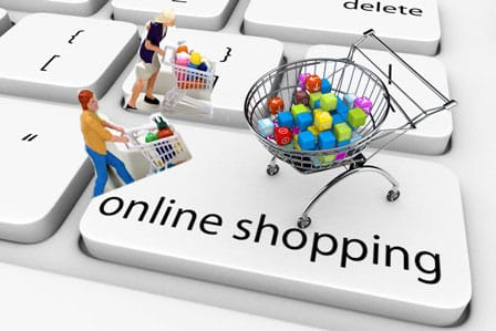 THE TOP EIGHT BENEFITS OF SHOPPING ONLINE