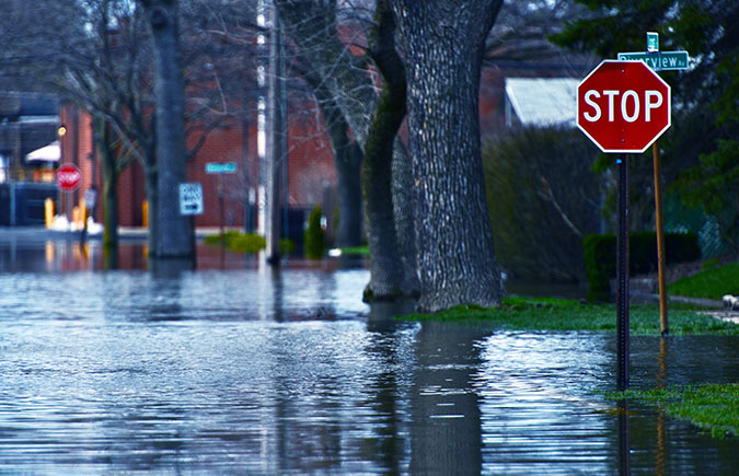 PREVENTIVE MEASURES FOR RAINS AND FLOODS