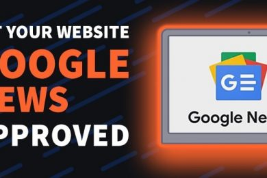 HOW DO YOU GET YOUR WEBSITE/BLOG AUTHORIZED AND INCLUDED IN GOOGLE NEWS?
