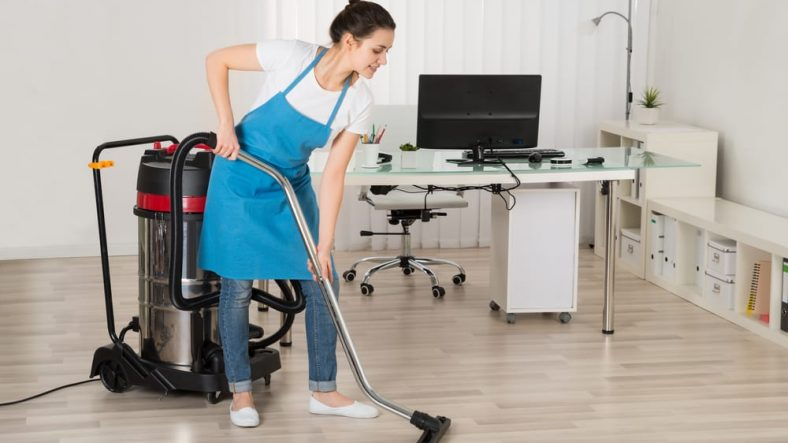 Professional Office Cleaner Melbourne